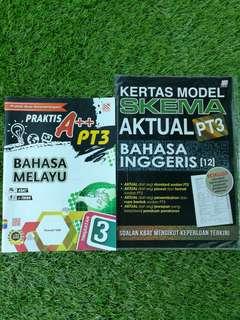 Practise Books For PT3 (BM & BI)