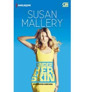 Ebook Kesepakatan Sempurna (Under Her Skin) - Susan Mallery