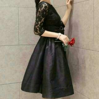 Little Black Dress           #HariRaya35