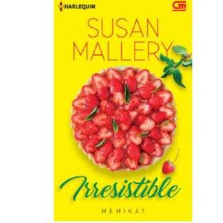 Ebook Memikat (Irresistible) - Susan Mallery