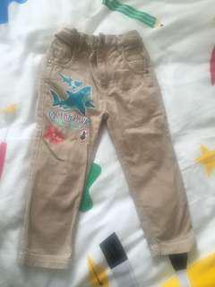 Ocean park trousers 海洋公園長褲