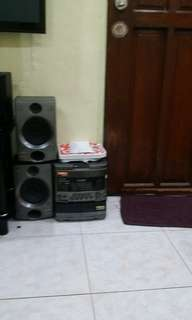 For sale pioneer stereo