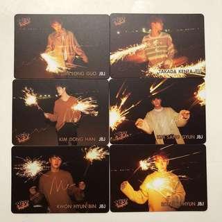 JBJ Yes! Card 第36期 白卡