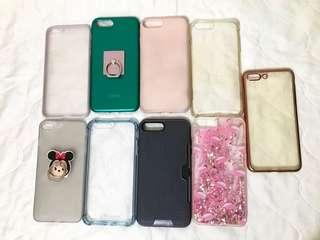 Preloved! ♡ 3 cases for 200p