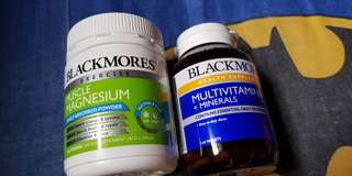 Blackmores Health Supplements