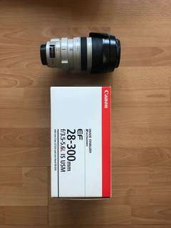 Canon 28-300mm F3.5 L IS USM