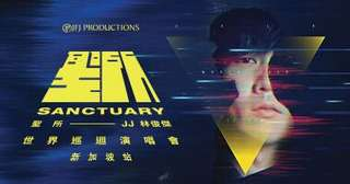LF: JJ Lin 2018 Sanctuary Concert Tickets Cat 3