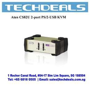 Aten CS82U 2-Port PS/2-USB KVM