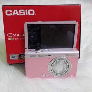 急售 #價錢可議 Zr55 卡西歐美顏相機
