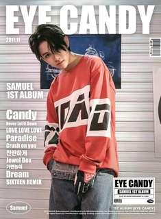 [PRE-ORDER] SAMUEL - EYE CANDY ALBUM