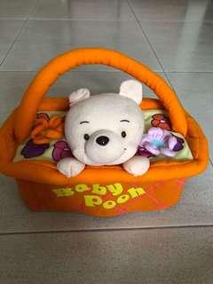 Winnie The Pooh Tissue Box