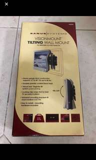 TV bracket tilting wall mount
