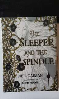 Neil Gaiman's The Sleeper and the Spindle