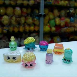 BN 8 Authentic Original Exclusive Shopkins