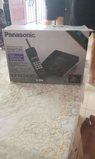 Panasonic cordless phone KX-T4340C
