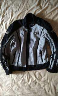 AGV Sport Mesh Nylon Riding Jacket XL
