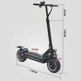 PO ultron ultra E-scooter