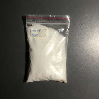 wts 10 tsp of borax