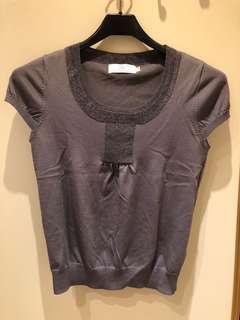 🚚 深鐵灰線衫