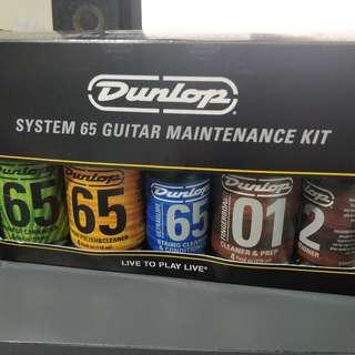 Jim Dunlop 6500 System 65 Guitar Maintenance Kit