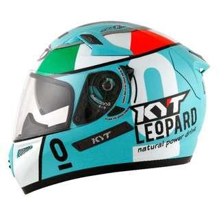 Helmet KYT Venom Leopard Andrea Locatelli