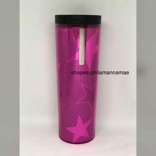 Starbucks Pink Tumbler