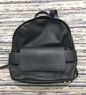 Zara Backpack Black not h&m forever21 top shop