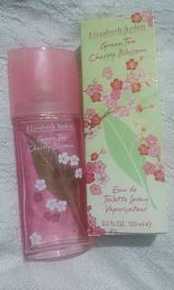 Authentic Elizabeth Arden Green Tea and Cherry Blossoms