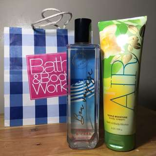 BUNDLE SALE BATH AND BODY WORKS MIST AND LOTION