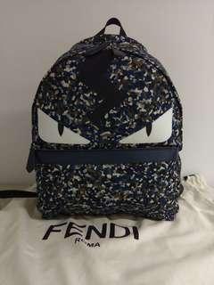 Fendi backpack bag bug