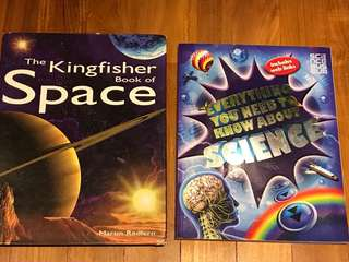Books on Science