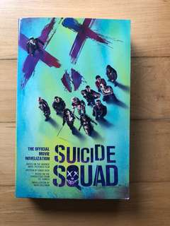 Suicide Squad Movie Novel