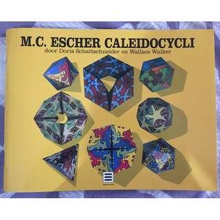 M.C. Escher, Kaleidocycles Paperback