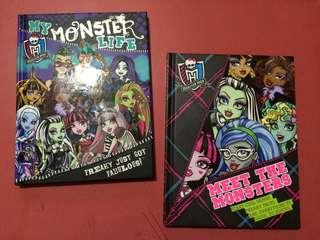 Monster High Slambook