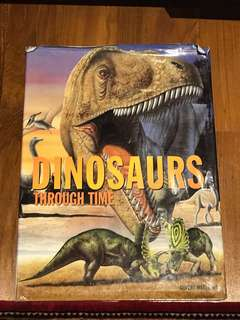 DINOSAUR through Time (hardbound)