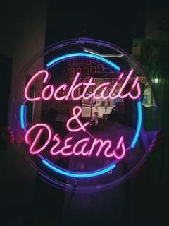 Customized Neon Decor / Sign
