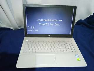 HP Pavillion Laptop Orig Price is around P42,000