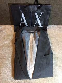 Authentic Armani Exchange Coat With Paperbag
