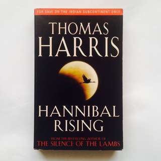 Hannibal Rising Thomas Harris