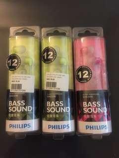Philips in-ear Headphone SHE3590