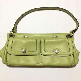 Green Shoulderbag