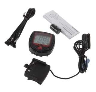Bicycle Odometer Speedometer