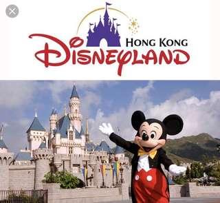 全埸最平 香港 迪士尼 樂園 Disney Disneyland Hong Kong 商品 代購
