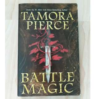 Sale! Battle Magic by Tamora Pierce