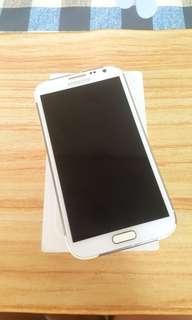 🚚 Samsung Galaxy NOTE2 GT-N7100 32GB 5.5 旗艦手機(Can't open)