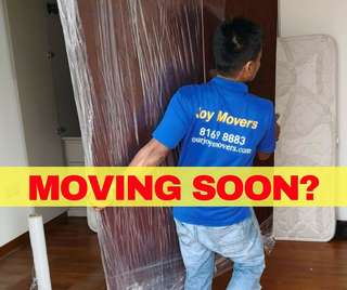 Moving, Disposal, Packing, Storage services