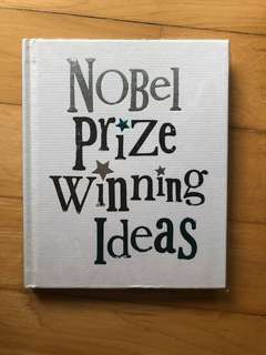 """Nobel Prize Winning Ideas"" notebook"