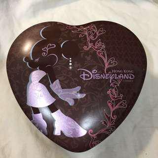 🚚 迪士尼米妮心型盒