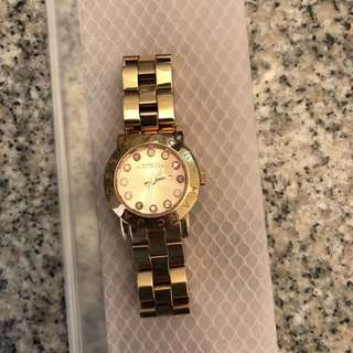 Authentic Marc by Marc Jacobs Amy Watch in Rosegold