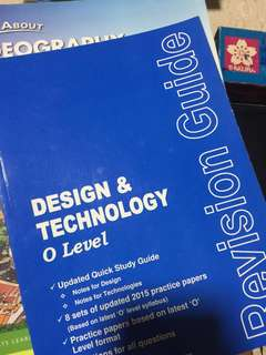 dnt design and technology olevel guide book